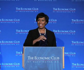Muriel Bowser Event