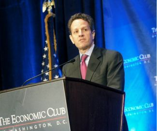 Timothy Geithner Event