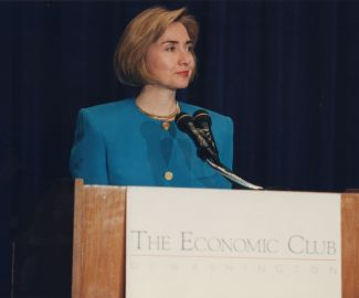 Hillary Clinton 1994