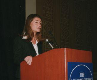 Melinda Gates 2005