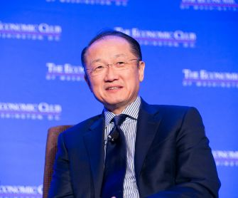 Jim Yong Kim Event