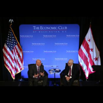 Photo Credit: The Economic Club of Washington, D.C./Gary Cameron
