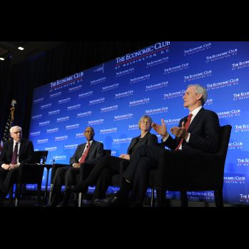 Photo Credit: The Economic Club of Washington, D.C./Joyce N. Boghosian