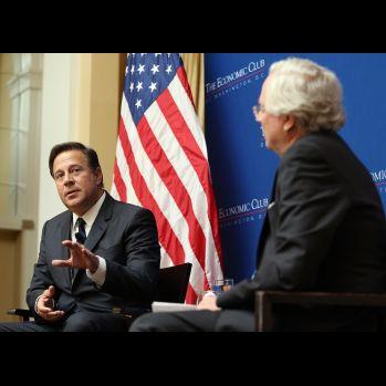 Photo Credit: The Economic Club of Washington, D.C./Gary Cameron