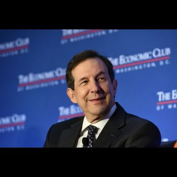 Chris Wallace, FOX News Sunday - Photo Credit: The Economic Club of Washington, D.C./Joyce N. Boghosian