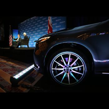 Photo Credit: The Economic Club of Washington D.C./Gary Cameron