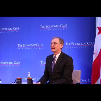 Photo Credit: The Economic Club of Washington D.C.